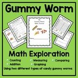 Gummy Worm Math Exploration