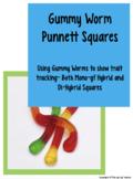 Gummy Worm Punnett Squares