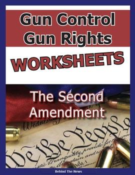 Gun Control   Gun Rights **The Second Amendment**