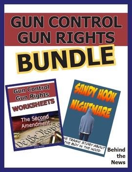 Gun Control | Gun Rights **Value Bundle**