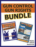 Gun Control | Gun Rights Value Bundle