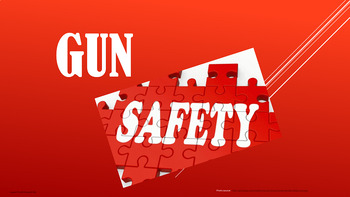 Gun Safety with Eddie Eagle READY TO USE (NO PREP) Lesson w video link