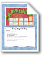 Gung Hay Fat Choy (Bulletin Boards)