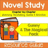 """Gunny and the Magical Pack"" Novel Study Resource Guide"