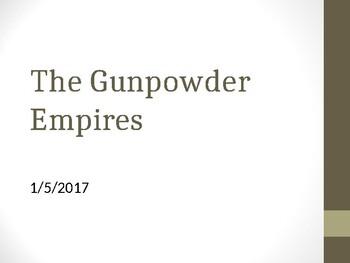 Gunpowder Empires PowerPoint