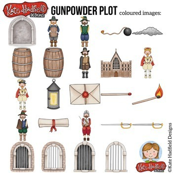 Gunpowder Plot Clip Art