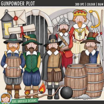 Gunpowder Plot Clip Art