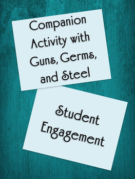 Guns, Germs, and Steel Activity