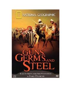 Guns Germs and Steel: Conquistadors (Pizarro and the Incas)
