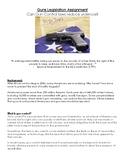 Guns Legislation- 2nd Amendment: Can Gun Control laws redu
