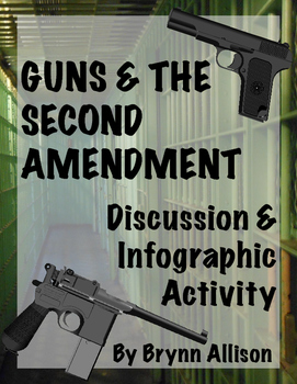 Guns & the Second Amendment Discussion & Infographic Activity