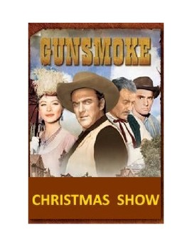 Gunsmoke Christmas Show with Exciting Mp3!