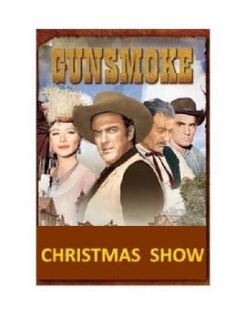 Gunsmoke Christmas Show with Exciting Mp3!