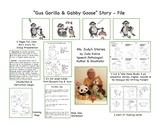 Gus the Gorilla & Gabby Goose A Phonemic Awareness Study