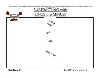 Gus the Plus Linus the Minus