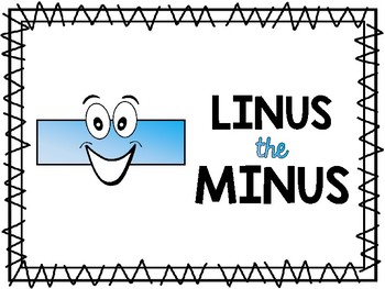 Gus the Plus & Linus the Minus Posters
