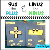 Gus the Plus and Linus the Minus Craft