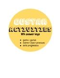 Gustar Activities