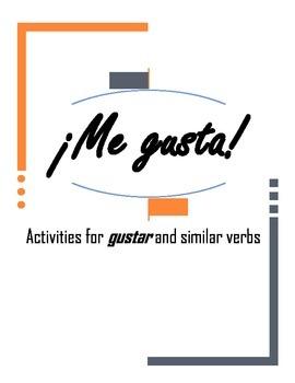 Gustar Communication Activities Bundle