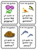 Gustar Grab Bag {3 whole class games to practice the verb gustar}