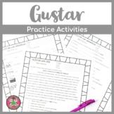 Gustar Practice Packet