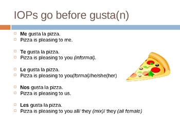 Gustar PowerPoint