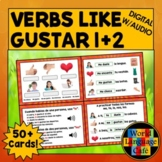 Verbs Like Gustar, Distance Learning, Me Gusta, Doler, Dig