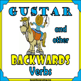 Gustar and Other Spanish Backwards Verbs Notes and Practic