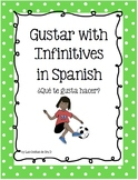 Gustar with Infinitives ¿Qué te gusta hacer?
