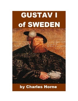 Gustav I - King of Sweden