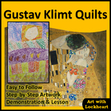Gustav Klimt Quilts Art Project