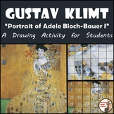 "Gustav Klimt - Recreate ""Portrait of Adele Bloch-Bauer I"" - Woman in Gold"