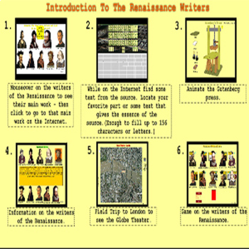 Gutenberg's Press and Writers of the Renaissance - Bill Burton