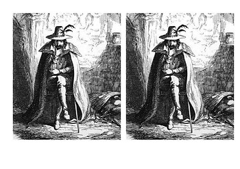 Guy Fawkes Comic Strip and Storyboard