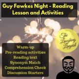FREE - Guy Fawkes Night (Bonfire Night) - British Festival