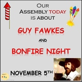 Guy Fawkes and Bonfire Night - Gunpowder Plot, Presentatio