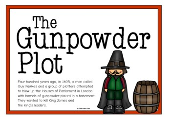 Guy Fawkes & Bonfire Night Posters (The Gunpowder Plot)