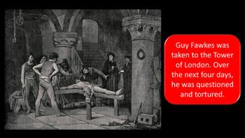 Guy Fawkes and The Gunpowder Plot - 45 Slide Presentation