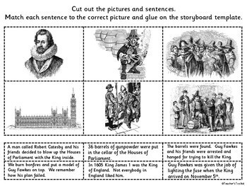 Guy Fawkes and the Gunpowder Plot {UK Teaching Resources}
