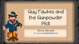 Guy Fawkes and the Gunpowder Plot Story Recount