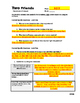 Guy de Maupassant ~ Two Friends Content Specific Worksheets and KEY COMMON CORE