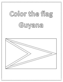 Guyana A Research Project