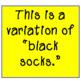 Gym Socks Round ♫