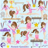 Gymnast Clipart, Gymnast girls clipart, Best Teacher Tools