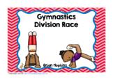 Gymnastics Division Race
