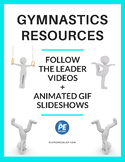 Gymnastics Follow the Leader GIFs & Videos - Great for Dis