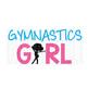 Gymnastics Girl SVG Cut File