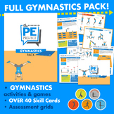 Gymnastics Pack - The PE Project