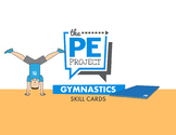 Gymnastics Skill Cards - The PE Project