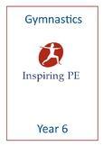 Gymnastics grade 6